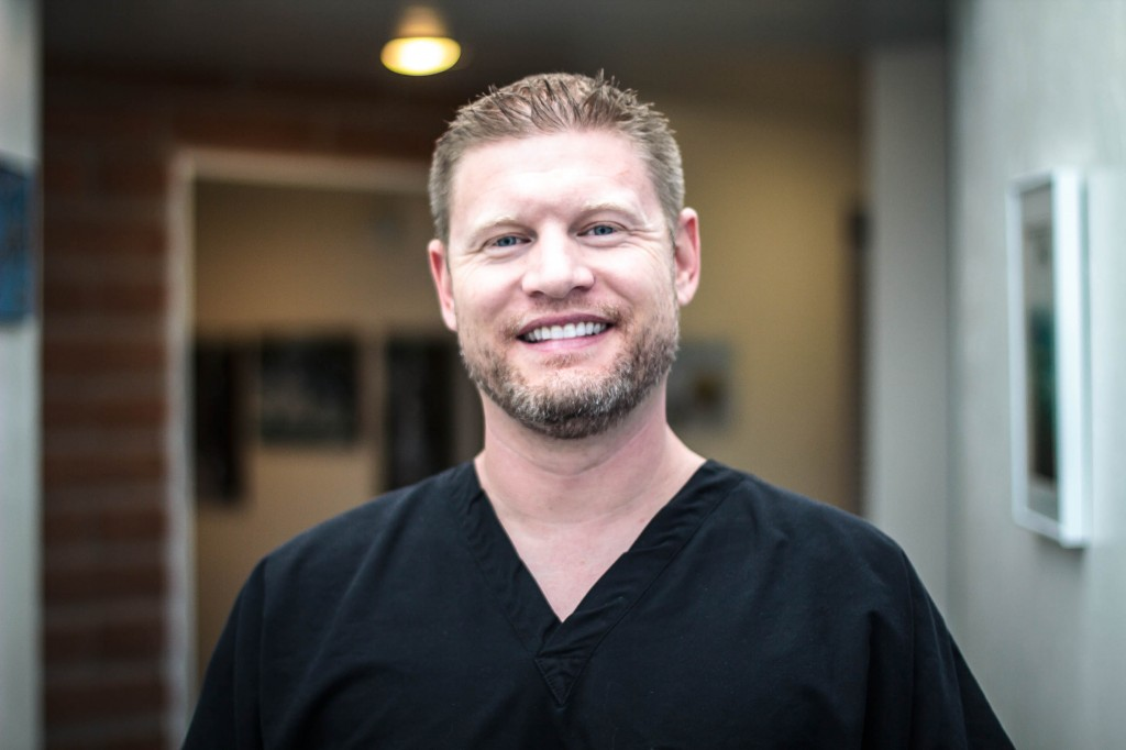 Dr. Eric Hardy, DDS